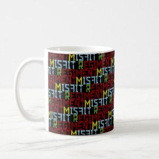 不適当な物の連隊のマグ コーヒーマグカップ