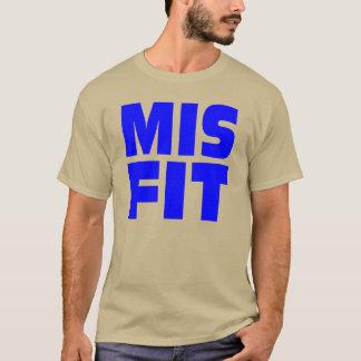 不適当な物 Tシャツ
