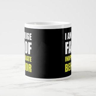 不適当な行動 ジャンボコーヒーマグカップ