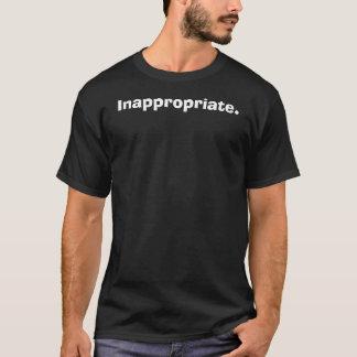 不適当 Tシャツ