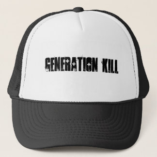 世代別殺害 キャップ