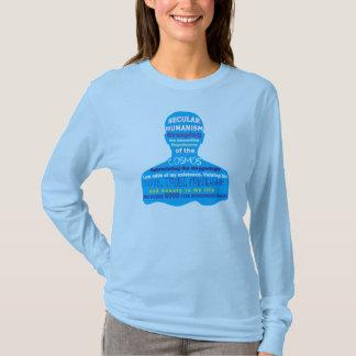世俗ヒューマニズム Tシャツ