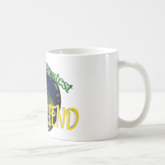 世界ですばらしいガールフレンド コーヒーマグカップ
