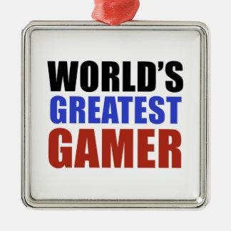世界ですばらしいゲーマー メタルオーナメント