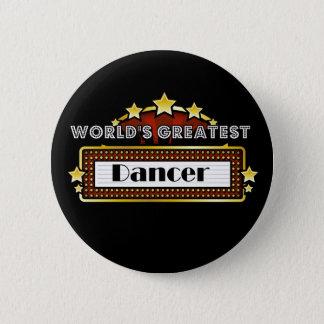 世界ですばらしいダンサー 5.7CM 丸型バッジ