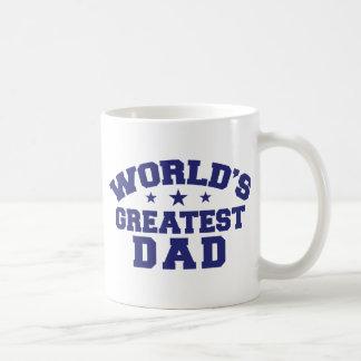 世界ですばらしいパパ コーヒーマグカップ