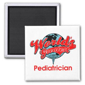 世界ですばらしい小児科医 マグネット