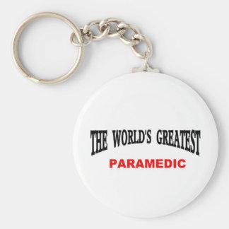 世界ですばらしい救急医療隊員 キーホルダー