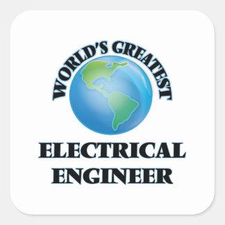 世界ですばらしい電気技師 スクエアシール