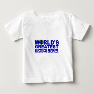 世界ですばらしい電気技師 ベビーTシャツ