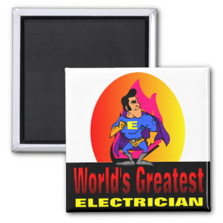 世界ですばらしい電気技師 マグネット