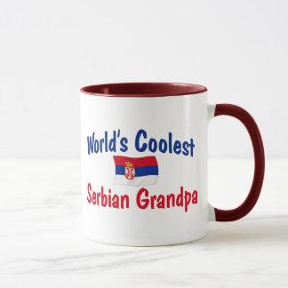 世界で最もクールなセルビアの祖父 マグカップ