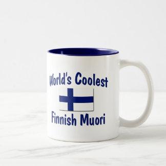 世界で最もクールなフィンランドのMuori ツートーンマグカップ
