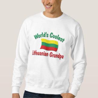 世界で最もクールなリトアニアの祖父 スウェットシャツ