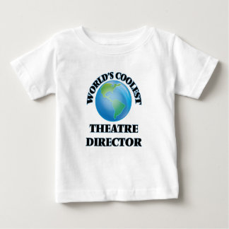 世界で最もクールな劇場ディレクター ベビーTシャツ