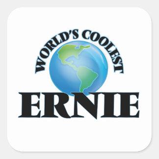 世界で最もクールなErnie スクエアシール