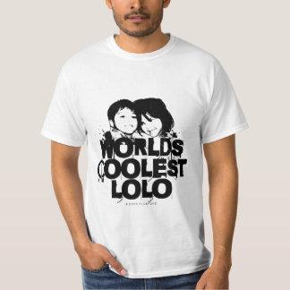 世界で最もクールなlolo tシャツ