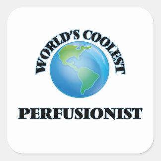 世界で最もクールなPerfusionist スクエアシール
