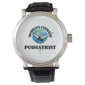 世界で最もクールなPodiatrist 腕時計
