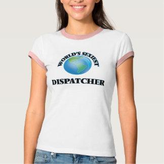 世界で最もセクシーなディスパッチャー Tシャツ
