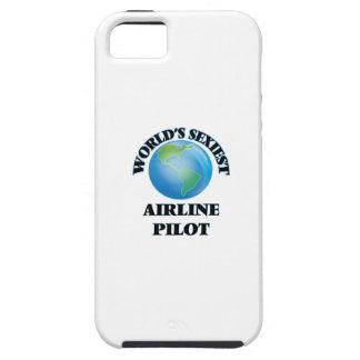 世界で最もセクシーな航空会社のパイロット iPhone SE/5/5s ケース
