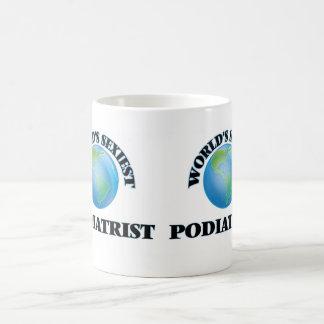 世界で最もセクシーなPodiatrist コーヒーマグカップ