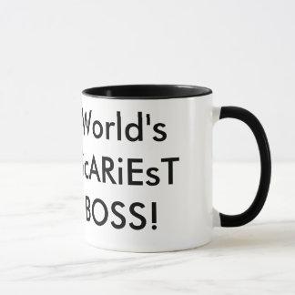 世界で最も恐いボス! マグカップ