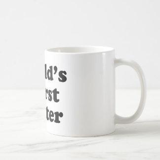 世界で最も悪いウェイター コーヒーマグカップ