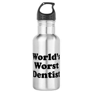 世界で最も悪い歯科医 ウォーターボトル