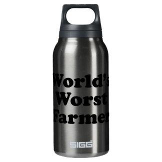 世界で最も悪い農家 断熱ウォーターボトル
