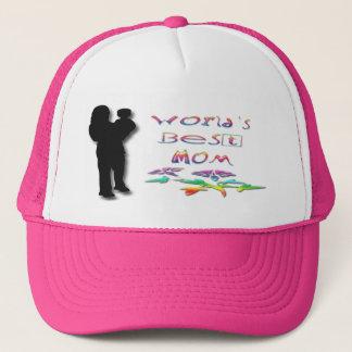 世界で最も最高のなお母さんの帽子 キャップ