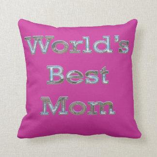 世界で最も最高のなお母さん クッション