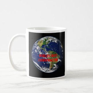 世界で最も最高のなカイロプラクターのコーヒー・マグ コーヒーマグカップ