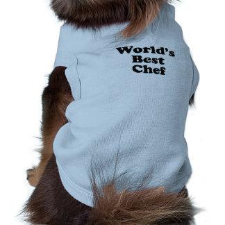 世界で最も最高のなシェフ ペット服