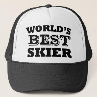 世界で最も最高のなスキーヤー キャップ