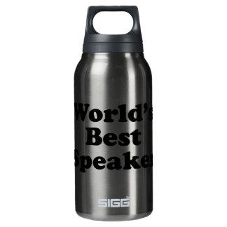 世界で最も最高のなスピーカー 断熱ウォーターボトル