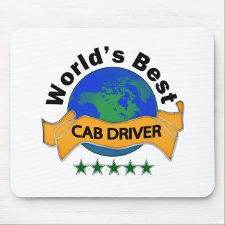 世界で最も最高のなタクシー運転手 マウスパッド
