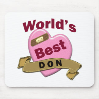 世界で最も最高のなドン マウスパッド