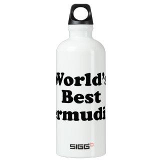 世界で最も最高のなバミューダ島民 ウォーターボトル