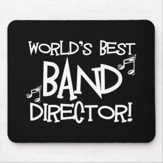 世界で最も最高のなバンドディレクター マウスパッド