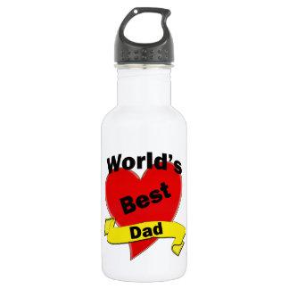 世界で最も最高のなパパ ウォーターボトル