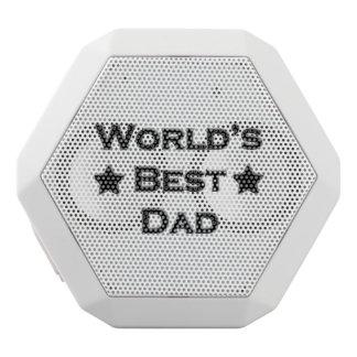 世界で最も最高のなパパ ホワイトBluetoothスピーカー