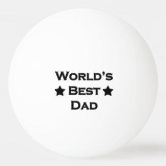 世界で最も最高のなパパ 卓球ボール