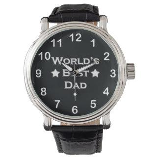 世界で最も最高のなパパ 腕時計