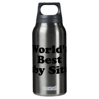 世界で最も最高のなベビーシッター 断熱ウォーターボトル