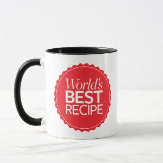 世界で最も最高のなレシピ マグカップ