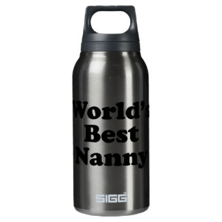 世界で最も最高のな乳母 断熱ウォーターボトル