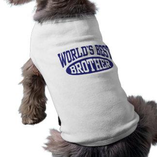 世界で最も最高のな兄弟 ペット服