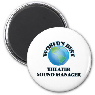 世界で最も最高のな劇場の音のマネージャー マグネット