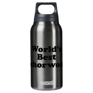 世界で最も最高のな女性の総合司会者 断熱ウォーターボトル